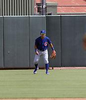 Parker Chavers - 2021 Arizona League Cubs (Bill Mitchell)