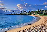 West Maui's Kapalua beach and bay