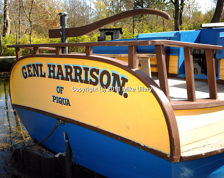 A fall weekend at the Johnston Farm & Indian Agency in Piqua, Ohio. A final ride on the season on the General Harrison canal boat and a tour of John Johnston's farm house.
