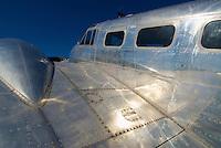 Beechcraft 3MNT Expeditor Beech 18, Canadian Museum of Flight Langley B.C. CYNJ