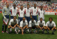 USA Men's team Uruguay vs USA, 2002.
