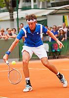 31-05-12, France, Paris, Tennis, Roland Garros, Robin Haase