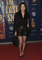 "LOS ANGELES - JANUARY 22:  Michelle Kwan at the opening night of ""The Last Ship"" on January 22, 2020 at the Ahmanson Theatre in Los Angeles, California. (Photo by Scott Kirkland/PictureGroup)"