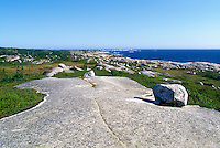 Near Peggys Cove (Peggy's Cove), NS, Nova Scotia, Canada - Rugged East Coast / Coastline at St. Margarets Bay (Atlantic Ocean)