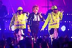 "Tionne ""T-Boz"" Watkins (TLC), Jun 22, 2013 : MTV VMAJ (VIDEO MUSIC AWARDS JAPAN) 2013 at Makuhari Messe in Chiba, Japan. (Photo by AFLO)"