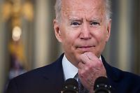 Biden speaks on August jobs report