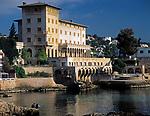 Spanien, Balearen, Mallorca, Cala Major: Hotel Miracel | Spain, Balearic Islands, Mallorca, Cala Major: Hotel Miracel