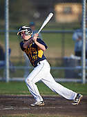 Boca Ciega Pirates third baseman Max Dlugozima (21) during a game against the Lakeland Spartans at Boca Ciega High School on March 2, 2016 in St. Petersburg, Florida.  (Copyright Mike Janes Photography)