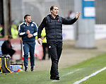 Partick Thistle v St Johnstone…28.10.17…  Firhill…  SPFL<br />Alan Archibald<br />Picture by Graeme Hart. <br />Copyright Perthshire Picture Agency<br />Tel: 01738 623350  Mobile: 07990 594431
