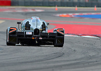 September 19, 2013: <br /> <br /> Andy Meyrick / Katherine Legge driving #0 P1 DeltaWing DWC 13 during International Sports Car Weekend test and setup day in Austin, TX.