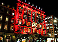NOV 4 Fortnum & Mason Christmas Lights