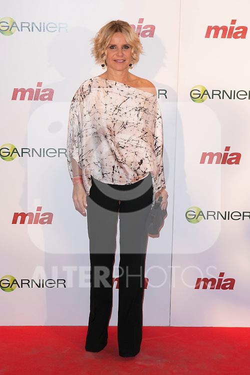 "Eugenia Martinez de Irujo attends the charity Awards ""MIA, CUIDA DE TI"" in Madrid, Spain. October 29, 2014. (ALTERPHOTOS/Carlos Dafonte)"