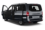 Car images of 2021 Mercedes Benz Vito-Tourer - 5 Door Passenger Van Doors