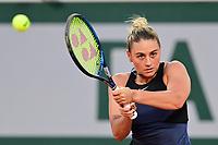 5th June 2021; Roland Garros, Paris France; French Open tennis championships day 9;  Marta Kostyuk (Ukr)