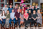 Kelly O'Sullivan from Waterville celebrated her 21st birthday surrounded by friends and family in the Scotts Hotel, Killarney last Saturday night.