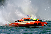 """Jean-Guy Leboeuf, H-155 """"Canadian Tire Valleyfield"""", Paul Barber, H-52 """"Legacy 1""""        (H350 Hydro)"""