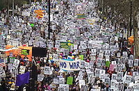 Stop The War Demo 15-2-03