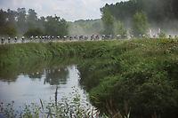 peloton<br /> <br /> Dwars Door Het Hageland 2020<br /> One Day Race: Aarschot – Diest 180km (UCI 1.1)<br /> Bingoal Cycling Cup 2020