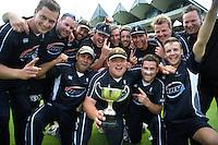 120111 Pearce Cup Wellington Club Cricket Final