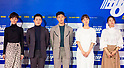 "Press preview of new South Korean movie ""Hit-and-Run Squad"" in Seoul"
