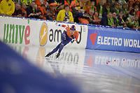 SPEEDSKATING: HEERENVEEN: 11-01-2020, IJsstadion Thialf, European Championship distances, 500m Ladies, Letitia de Jong (NED), ©foto Martin de Jong