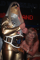Goldust  Marena 1990<br /> Photo By John Barrett/PHOTOlink