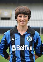 Club Brugge Vrouwen : Ingrid De Rycke<br /> foto David Catry / nikonpro.be