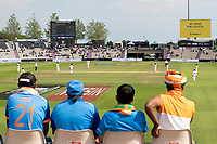 A general view of play from the spectator seats during India vs New Zealand, ICC World Test Championship Final Cricket at The Hampshire Bowl on 23rd June 2021