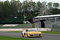 #74 Oryx Racing Audi R8-Grand Am of Humaid Al Masaood & Steven Kane class: Grand Touring (GT)