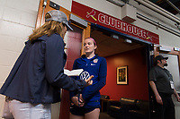 St. Louis, MO - May 15, 2019: The USWNT trains in preparation for an international friendly against New Zealand.