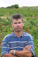 Jean-Paul Dubost. Domaine Tracot Dubost, Beaujolais, France