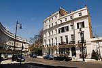 Wilton Crescent, central London SW1. England. 2006