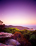 Sunset, Bouddi National Park, NSW