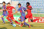 BECAMEX BINH DUONG (VIE) vs FC TOKYO (JPN) during the 2016 AFC Champions League Group E Match Day 6 match on 04 May 2016 in Thủ Dầu Một, Vietnam.