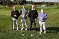 RSL - from left, Dale Banton, Jeremy Waterhouse, Paul Goldman, Ray Osbourne