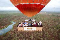 20151007 07 October Hot Air Balloon Cairns