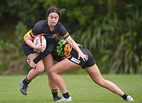 211002 Hurricanes Girls' Under-18 Rugby - Wellington Maori v Wellington Samoan