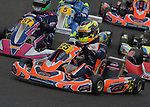 British Karting Championships - IAME Round 1 - Rowrah
