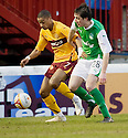 22/01/2011   Copyright  Pic : James Stewart.sct_jsp029_motherwell_v_hibernian  .:: CHRIS HUMPHREY AND CALLUM BOOTH CHALLENGE ::.James Stewart Photography 19 Carronlea Drive, Falkirk. FK2 8DN      Vat Reg No. 607 6932 25.Telephone      : +44 (0)1324 570291 .Mobile              : +44 (0)7721 416997.E-mail  :  jim@jspa.co.uk.If you require further information then contact Jim Stewart on any of the numbers above.........
