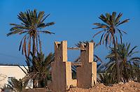 Brunnen bei Midoun,  Djerba, Tunesien