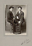 Harry T. Rice and George Hurd, Galeton, PA