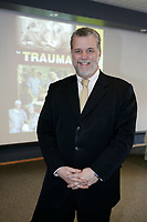March 11 2005, Montreal (Qc) CANADA<br /> Philippe Couillard, Quebec Health Minister  attend the 30th anniversary of the trauma unit of a Montreal hospital.<br /> <br /> Photo : (c) 2005 Images Distribution