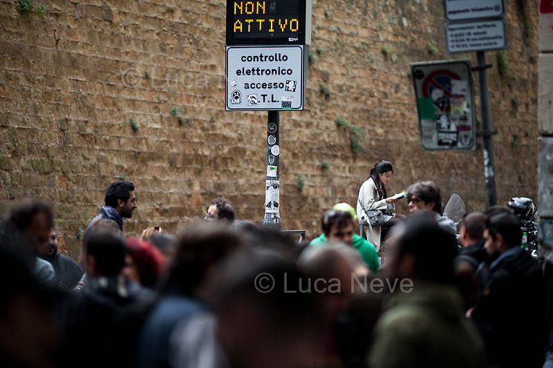 Unknown, Intellectual.<br /> <br /> Rome, 01/05/2019. This year I will not go to a MayDay Parade, I will not photograph Red flags, trade unionists, activists, thousands of members of the public marching, celebrating, chanting, fighting, marking the International Worker's Day. This year, I decided to show some of the Workers I had the chance to meet and document while at Work. This Story is dedicated to all the people who work, to all the People who are struggling to find a job, to the underpaid, to the exploited, and to the people who work in slave conditions, another way is really possible, and it is not the usual meaningless slogan: MAKE MAYDAY EVERYDAY!<br /> <br /> Happy International Workers Day, long live MayDay!