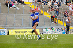 Seamus O'Halloran, St. Brendans, during the County Senior hurling Semi-Final between St. Brendans and Causeway at Austin Stack park on Sunday.