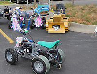 24-volt vehicles to compete in the Zing Cup race<br /> Amazeum UnGala<br /> (NWA Democrat-Gazette/Carin Schoppmeyer)