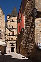 Europe/France/Aquitaine/24/Dordogne/Périgord Noir/Sarlat-la-Canéda: Hôtel de Maleville (fin XVIe).