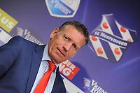VOETBAL: HEERENVEEN: Abe Lenstra Stadion 01-08-2015, SC Heerenveen - Real Mallorca, uitslag 0-1, Jaap Schuurmans Bestuurslid<br /> Voetbalzaken, ©foto Martin de Jong