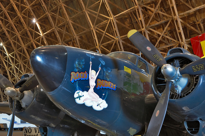 LockheedPV-2 Harpoon. Tillamook Air Museum