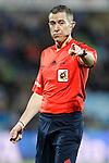 Spanish referee Iglesias Villanueva during La Liga match. March 18,2016. (ALTERPHOTOS/Acero)