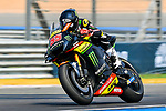 Monster Yamaha Tech 3's rider Hafizh Syahrin of Malaysia rides during the MotoGP Official Test at Chang International Circuit on 17 February 2018, in Buriram, Thailand. Photo by Kaikungwon Duanjumroon / Power Sport Images